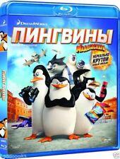 Penguins of Madagascar (Blu-ray) Eng,Rus,Danish,Finnish,Nor,Swe,Lat,Lit,Est,Ukr