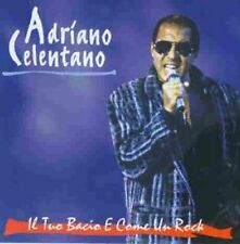 Adriano Celentano Il tuo bacio e come un rock (compilation, 1996) [CD]