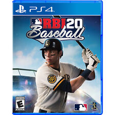 R.B.I. Baseball 20 Playstation 4 [Brand New]