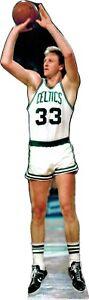 "Larry Bird Celtics 90"" Tall Cardboard Cutout Standee"