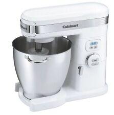 Stand Mixer Food Preparation Appliance Kitchen Countertop Cuisinart 7 Qt. White