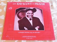 """SEALED,12"""",33RPM,MINT- ,COMEDY LP,RAY SCOTT - LONGEST PHONE CALL IN HISTORY, AJR"""