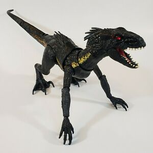 Jurassic World Fallen Kingdom Grab 'N Growl INDORAPTOR Electronic Mattel Park