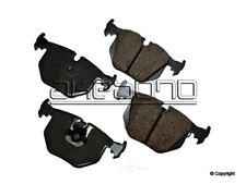 Disc Brake Pad Set-Akebono Euro Rear WD Express 520 06830 432
