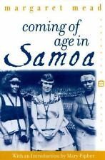 Coming of Age in Samoa: A Psychological Study of Primitive Youth for Western...