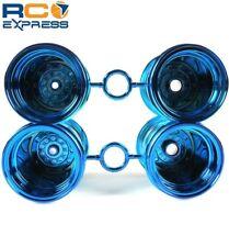 Tamiya RC Wheel: CW-01 Lunch Box Blue Style/ Lunch Box Blue Style 1 - TAM9335701