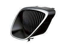 Black ABS Plastic Debadged Radiator Grill for Seat Leon, Altea & Supercopa 05-09
