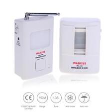 Wireless Motion Sensor Detector Door Gate Entry Bell Chime Doorbell Alarm Alert