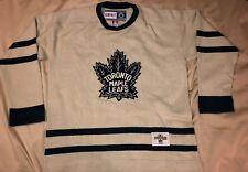 9e13e10be Toronto Maple Leafs Vintage Hockey CCM Classic Jersey Sweater Size- Large