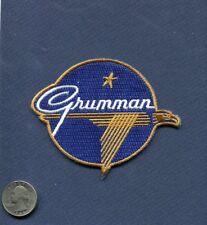 GRUMMAN AIRCRAFT COMPANY IRON WORKS US NAVY USAF USMC Squadron Hat Jacket Patch