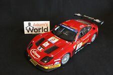 Kyosho Ferrari 575 GTC 2003 1:18 #9 Peter / Babini 500km Estoril (PJBB)