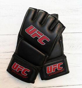 UFC Vinyl MMA Training Gloves Mens S/M
