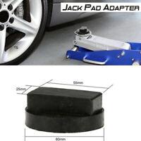 Car Rubber Jack Pad Frame Protector Guard Adapter Jacking Disk Pad Tool Pad+LDUK