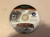 Prince of Persia: Warrior Within (Microsoft Xbox, 2004) - DISC ONLY