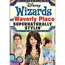 Wizards of Waverly Place - Supernaturally Stylin (DVD, 2009)