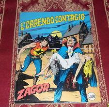 ZAGOR ZENITH originale: numero 240 *Prima Edizione*