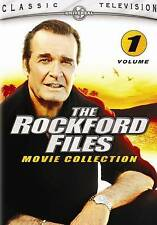 The Rockford Files: Movie Collection, Vol. 1 (DVD, 2009, 2-Disc Set)