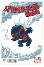 Spider-Man 2099 2014 #1 Young Baby Variant Near Mint