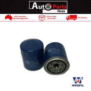 Wesfil Oil Filter Z334 firs Ford Courier PE - PH 2.5D