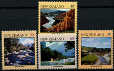 New Zealand 1981 SG#1243-6 River Scenes MNH Set #D49834
