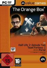 PC Computer Spiel ***** Half-Life 2 - The Orange Box *****************NEU*NEW*18