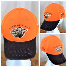 Minnesota Wild Blaze Orange Federal Ammunition Pheasants Forever Cap Hat Hunting