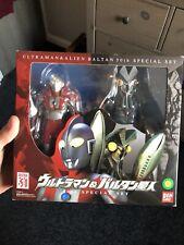 Bandai Ultraman ultraman & Alien Baltan 50th SPECIAL SET NEW from Japan(In Hand)