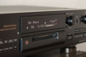 Sony MDS-JB920 Mini Disc Recorder Player mit Fernbedienung