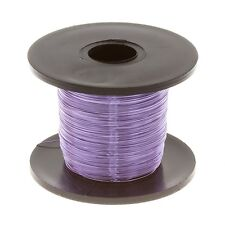 LILLA Decorazione Di Perline COPPER Craft Wire 0.20mm (32 AWG) BOBINA 175 metri (C104/5)