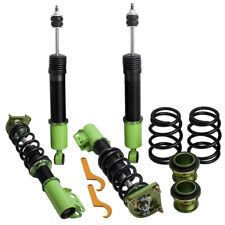 Coilovers Kits for Ford Mustang 4th 94-04 Adjustable Height + Top Mounts Golden