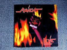RAVEN - Live at the inferno - LP / 33T
