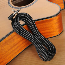 5M Guitar Amplifier Cable Cord for Electric Guitar Bass Ukulele Speakers Adapter