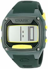 10025775 Freestyle Shark Tooth Digital Display Japanese Quartz Green Watch NEW