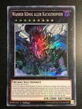 YUGIOH!! Wahrer König Aller Katastrophen MYFI-DE049! Super Rare! Near Mint! 1st!