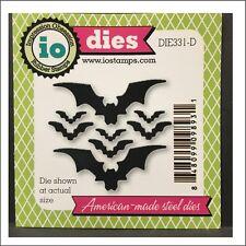 BATS die set - Impression Obsession metal dies DIE331-D Halloween,animals