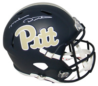 MIKE DITKA AUTOGRAPHED PITT PITTSBURGH PANTHERS FULL SIZE SPEED HELMET JSA