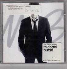 (EV195) Michael Buble, It's Time - 2005 DJ CD