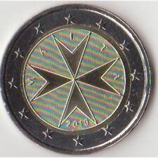 Malta UNC set 2010 - 2 euro - coin mintset MS UNC