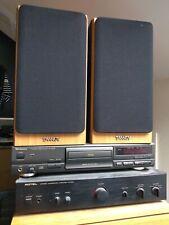TANNOY MERCURY M2 diffusori, Rotel RA-921 Amp, TECHNICS SL-PG490 CD