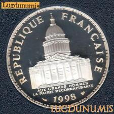 BE 1998 100 Francs Panthéon 1998 BE FDC 7404 Exemplaires Provenant du Coffret BE