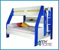 White Blue Beds & Mattresses