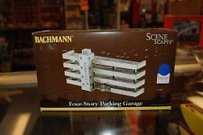 N Bachmann 35053 * False Front Resin Building, Four-Story Parking Garage