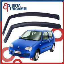 Deflettori Aria Per Fiat Seicento/600 1998> Antiturbo Antivento Farad 12331