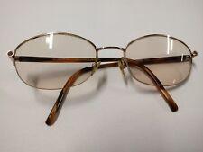 Giorgio Armani Semi-Rimless Oval Eyeglass Frame Ga232 Kv5 made in Italy