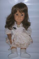 1984 Romina Gelenkstehpuppe All Vinly Modell German Pre American Girl Play Doll