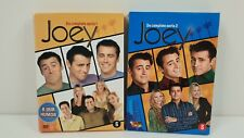 Joey Complete Season 1 and 2 DVD Sets Friends Spinoff Region 2 free ship!