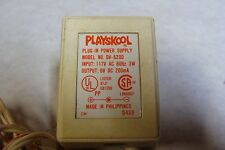 Playskool Power Supply 6v Good used condition DV 200