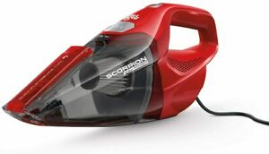 Scorpion Handheld Vacuum Cleaner, Corded, Small, Dry Hand Held Vac With Cord