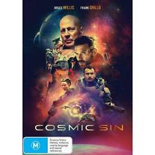 Cosmic Sin - DVD Region 4