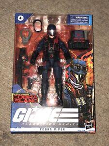 Gi Joe Classified Cobra Viper